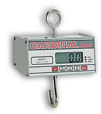 NTEP Cardinal Detecto HSDC Hanging Digital Scale