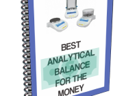 best analytical balance for the money