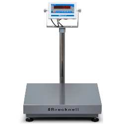 brecknell 3800lp bench scale
