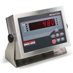 Rice Lake 480 Legend Digital Weight Indicator Replaces IQ355