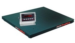 Heavy Duty Warehouse Scale Rice Lake Roughdeck 48x48