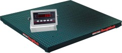 4x4 Floor Scale 20,000 lbs Digital Indicator Pallet Weigh