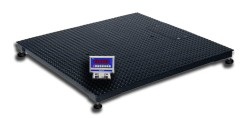 Weighsouth 4x4 NTEP Floor Scale Systems 5000 Pound Capacity