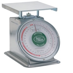 Yamato Accuweigh Checkweighing Mechanical Dial Food Scale FREE SHIPPING