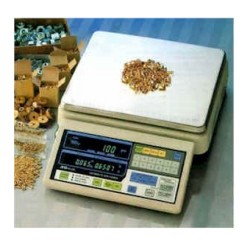 A&D FC-20K Used Counting Scale 50 lb.