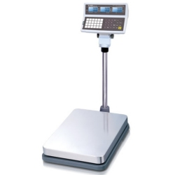 CAS EB-60 NTEP Price Computing Bench Scale 60 lb.