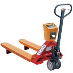 NTEP Legal for Trade CAS CPS-2N - 5K NTEP Model C Pallet Jack Scale 5000 lb.