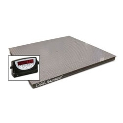 60x60 Heavy Duty Floor Scales 5x5 5000 lb.