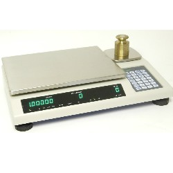 DCT Dual Platform Counting Scale 110 lb