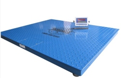 30 x 30 Floor Scale Industrial Warehouse Weighing 5000 pound