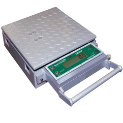 Intercomp CW250 Portable Floor Scale 2000 lb.