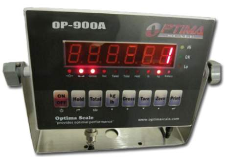 LP7510 digital weight indicator