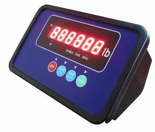 basic digital weight indicator (non ntep)