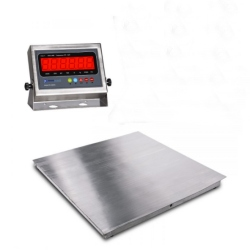 Prime Scales 36x36 Stainless Steel Floor Scale 5000 lb