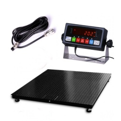 Prime scales cs2010 4x4 floor scale 10 000 lb for 10000 lb floor scale