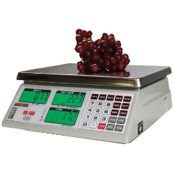 RS-130 Retail Price Computing Scale -- calculates change