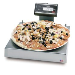 6115 Pizza Scale 6115-15 240OZ 16PE RFB NS G23 Item# 9570-13762