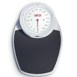 seca 750 Mechanical Dial Medical Floor Scale Bathroom