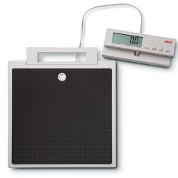 seca 869 portable digital bathroom scale 550 lb.
