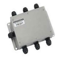Stainless Steel Junction Box For Scales 6 Load Cell Summing Card SS-65AS-SP