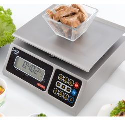 Tor-rey LEQ-5/10 Digital Portion Scale Kitchen Portable Battery