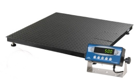 GRD5544-5K Floor Scales from Transcell Technology 5000 lb.