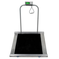 LWC-800 Large Wheelchair Scale 800 lb x 0.2 lb