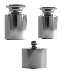 nickel coated entry level test weights