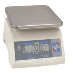 PPC-200W Wash Down Water Resistant Digital Scale 40 lb.
